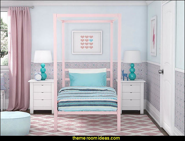 blush mint kids room  Blush pink decorating - blush pink decor - blush and gold decor - blush pink and gold bedroom decor -  blush pink gold baby girl nursery furniture - blush art prints - rose gold bedroom decor -  blush black bedroom decor - blush mint green decor -