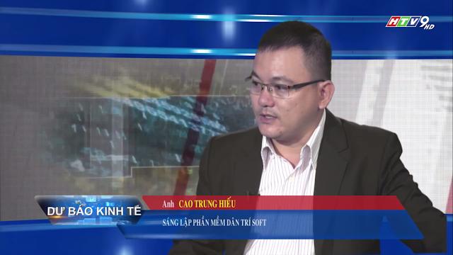 HTV9 Dự Báo Kinh Tế: chủ đề khởi nghiệp và câu chuyện xây dựng thương hiệu.