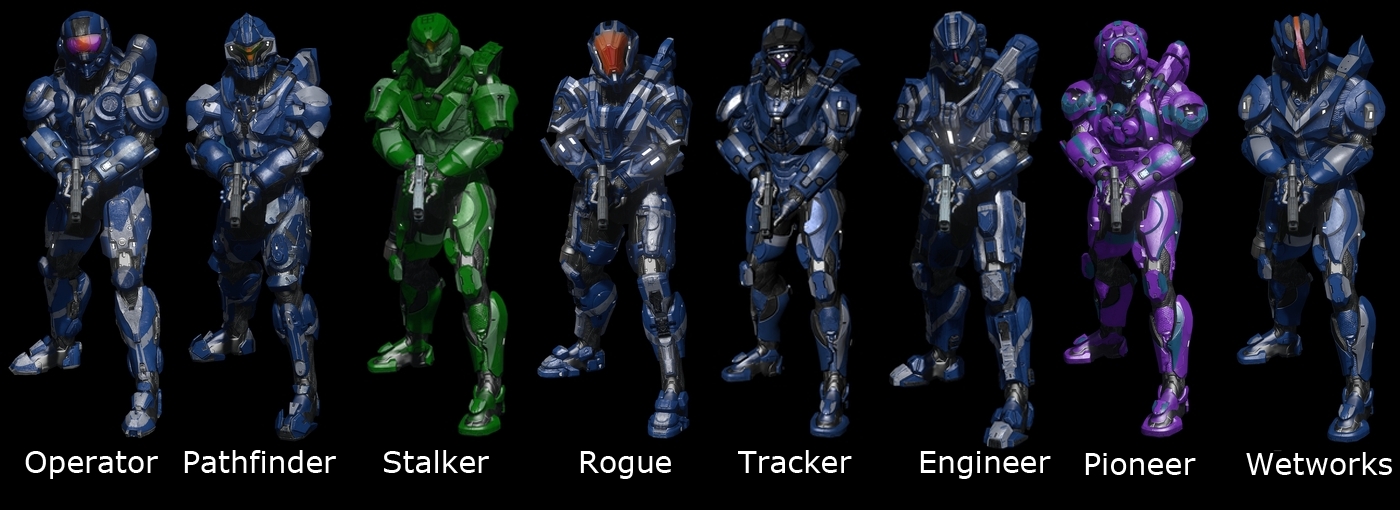 Halo 5 Spartan Appearance Dont Be Like Halo 4 Halo 5