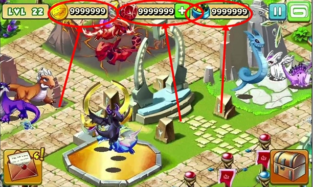 download dragon mania legends mod apk revdl