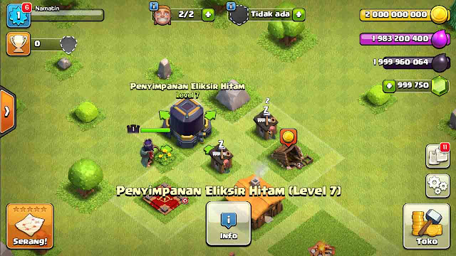 aplikasi cheat coc
