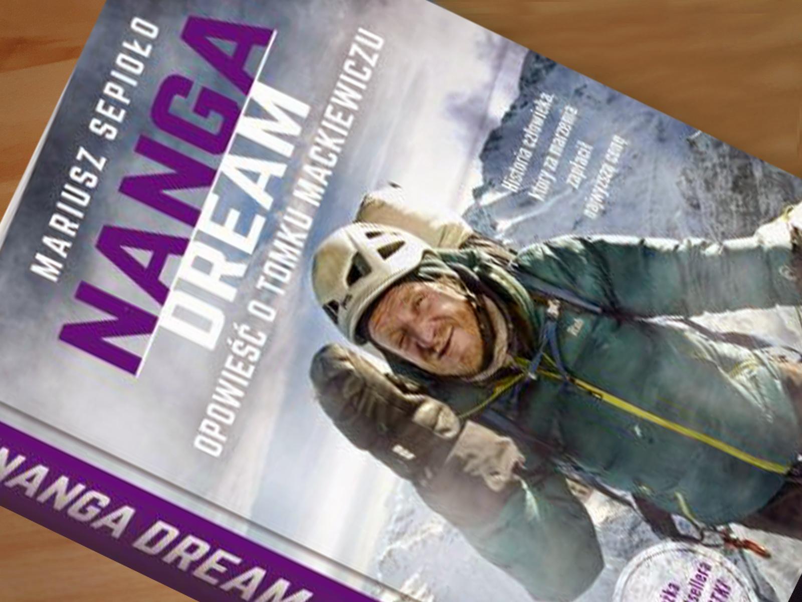 Nanga Dream Mariusz Sepioło Recenzja