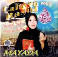 Download Lagu Mp3 Mayada - Fii Hubbin Nabi