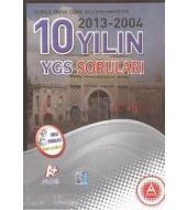 YGS Son 10 Yılın Çıkmış Soruları / Komisyon / A Yayınları