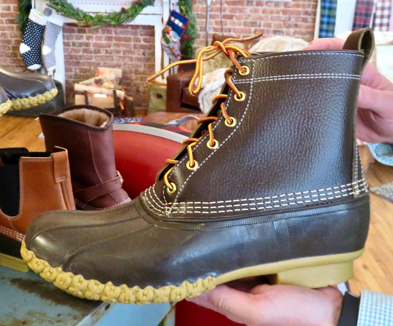 c66d61bbc3f L.L.BEAN ORIGINAL BOOTS: Classics, New Styles-and Available!