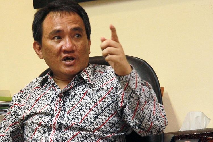 Andi Arief Demokrat
