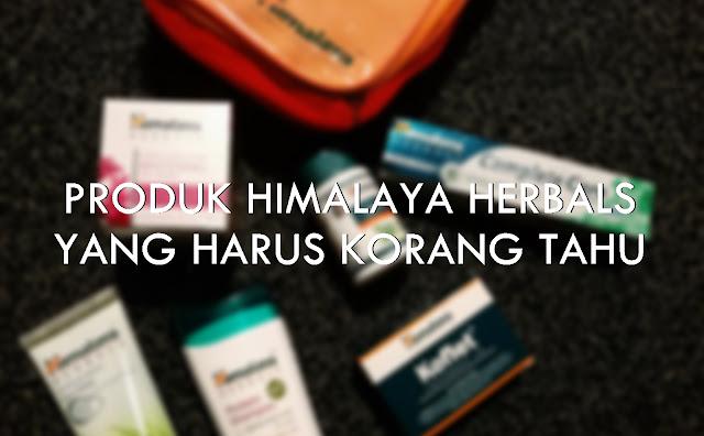 HIMALAYA HERBALS