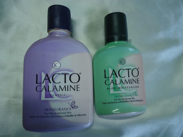 Lacto Calamine Lotion Review- Classic and Aloe