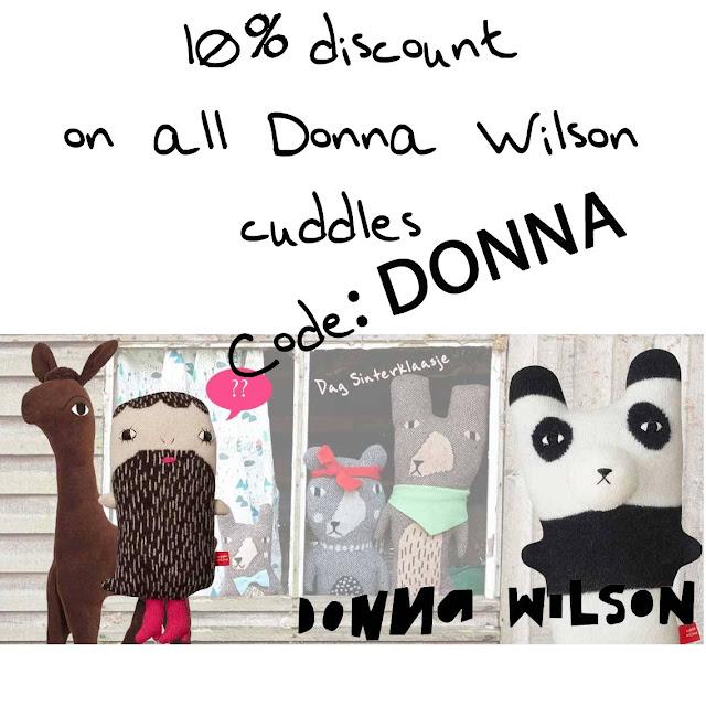 Donna Wilson sale discount