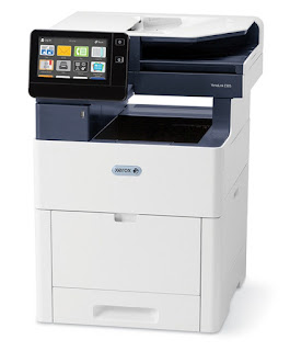 The Supplies Assistant desktop application sends a programmed cook when supplies are depression Xerox VersaLink C505/S Drivers Download