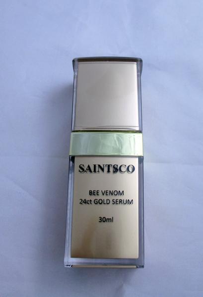 Saintsco Bee Venom 24CT Gold Serum