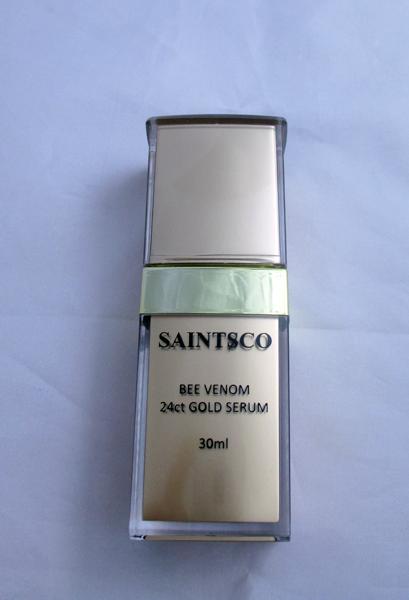 Saintsco Bee Venom 24CT Gold Serum