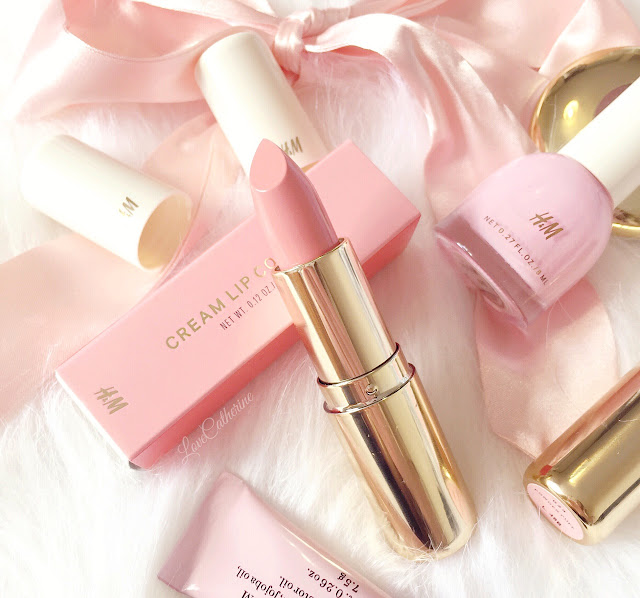 H&M Lipstick | Pomelo Juice