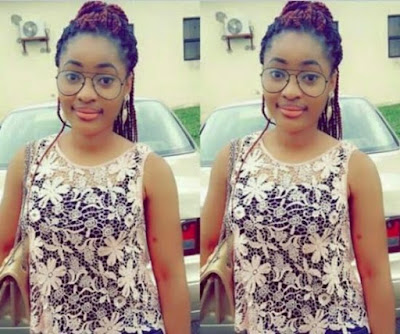 Photo: Beautiful student of Federal University of Agriculture passes away
