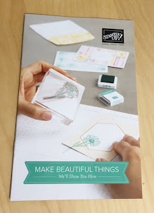 Stampin' Up! Beginner Brochure