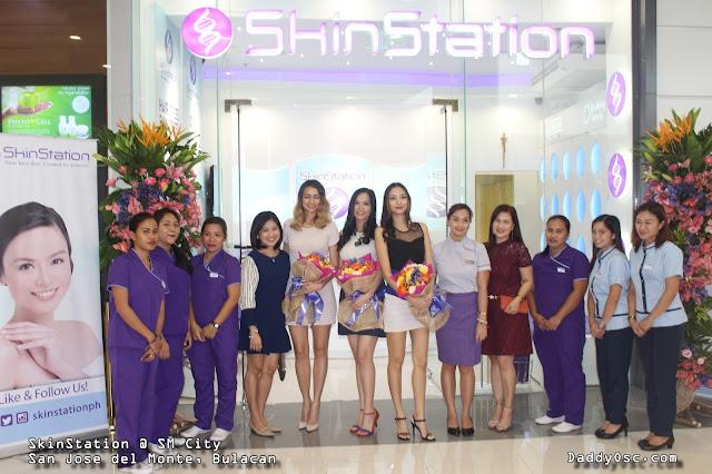 SkinStation SM City San Jose del Monte, Bulacan