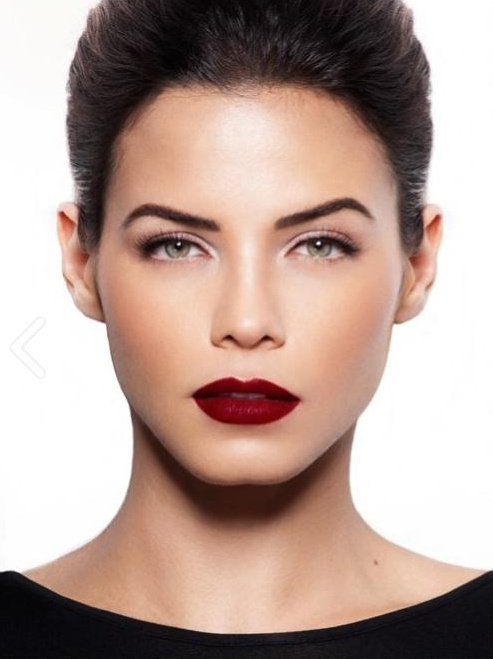 Beauty by Blue Eyes: Weekend Inspiration: Vamp Pout