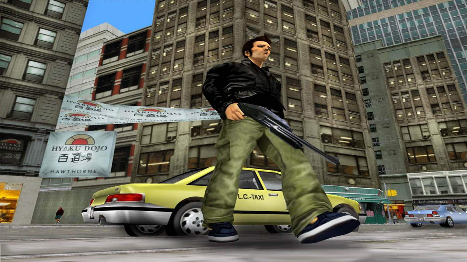 تحميل لعبة GTA 3 مضغوطة برابط واحد مباشر كاملة مجانا