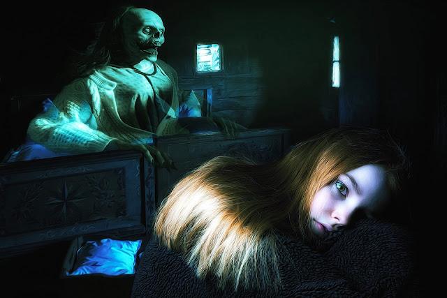 experiencias paranormales