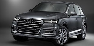Audi Q7 Models