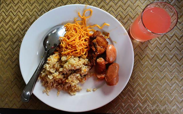Sarapan pagi Nasi Goreng
