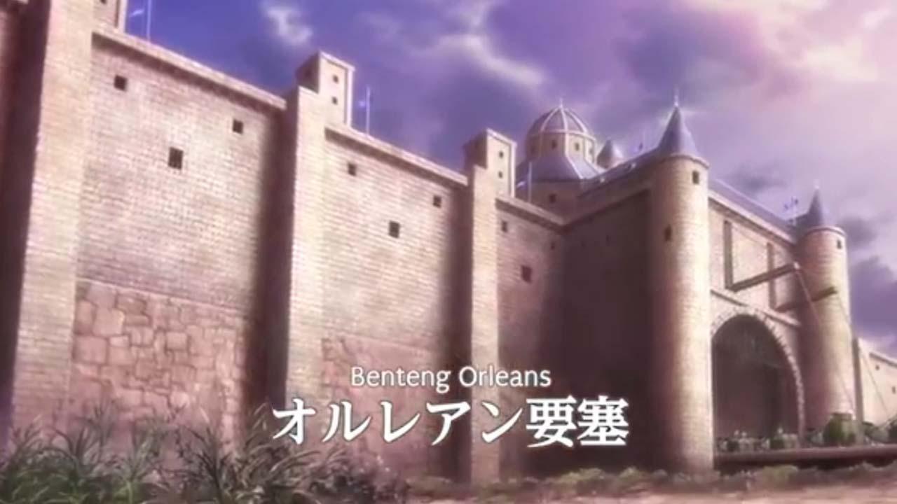 Ulysses: Jeanne D'Arc To Renkin No Kishi Episode 6 Subtitle Indonesia