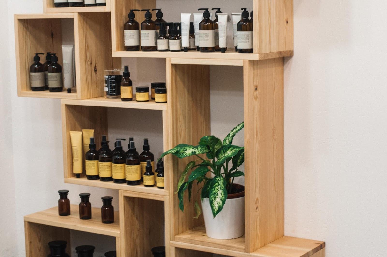 Lab4hair peluquería Barcelona