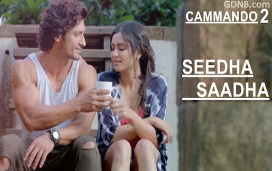 Seedha Saadha – Commando 2 - Amit Mishra