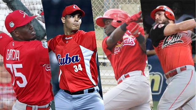 La página MLB.com de los Cardenales de San Luis ha informado los beisbolistas que estarán invitados a los entrenamientos de primavera