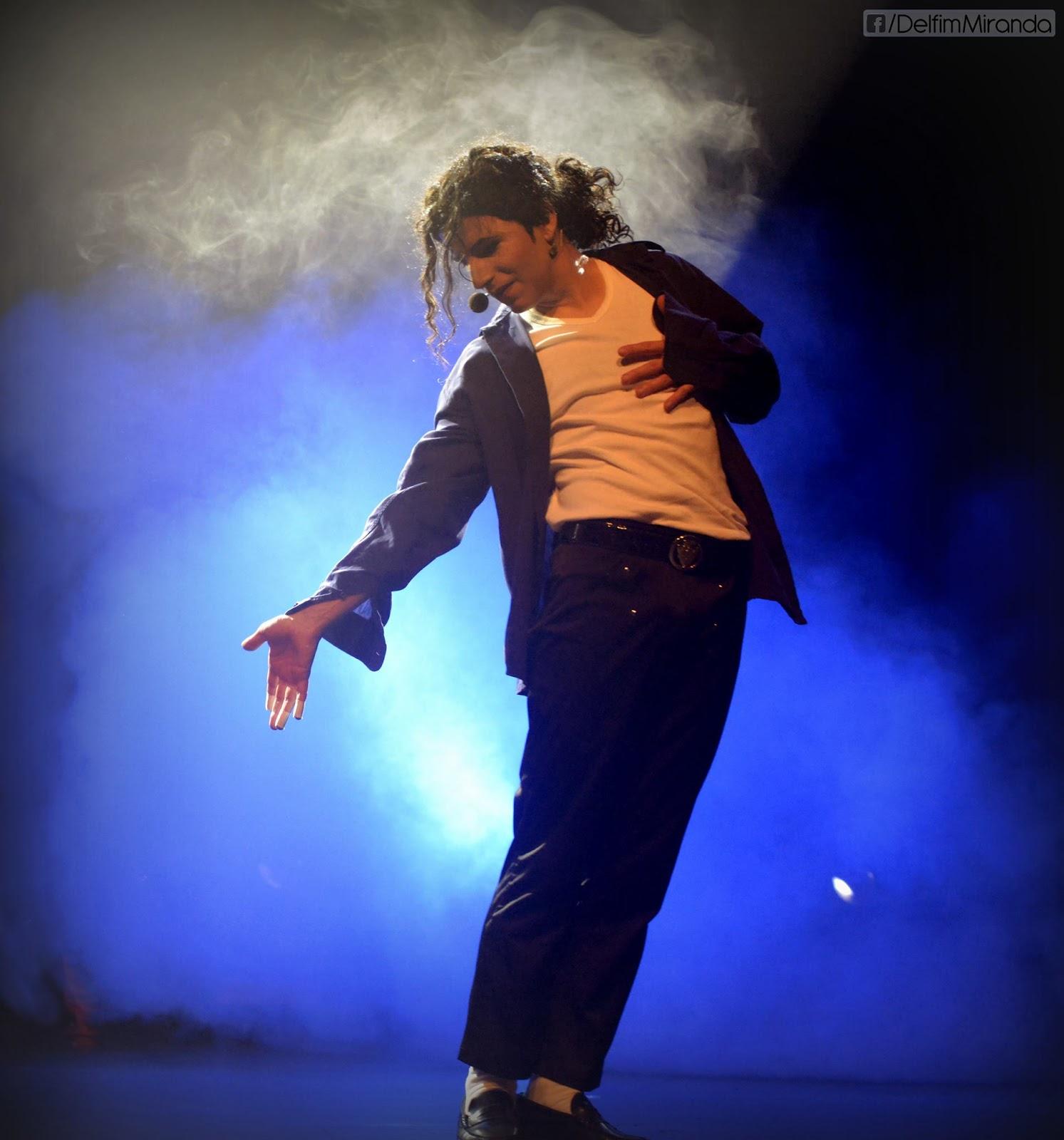 Delfim Miranda - Michael Jackson Tribute - I Just Can't Stop Loving You