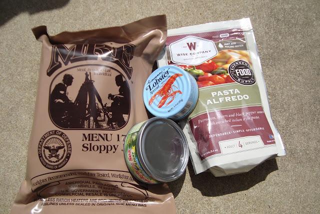 Black Scout Survival: Building your Bug Out Bag: Food