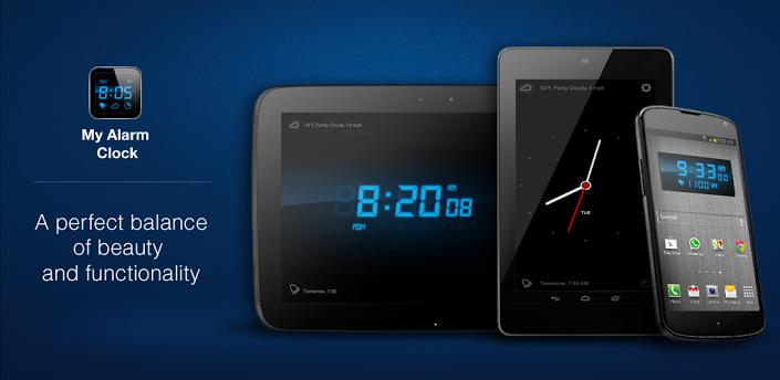 Alarm Saatim My Alarm Clock Android APK İndir - androidliyim.com