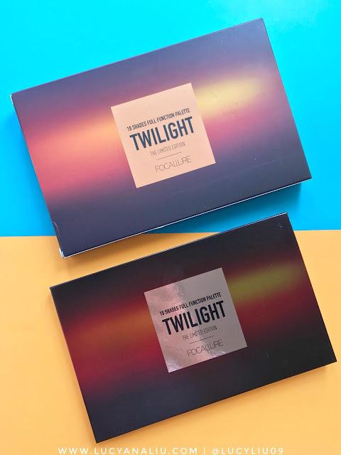 Focallure Twilight Palette