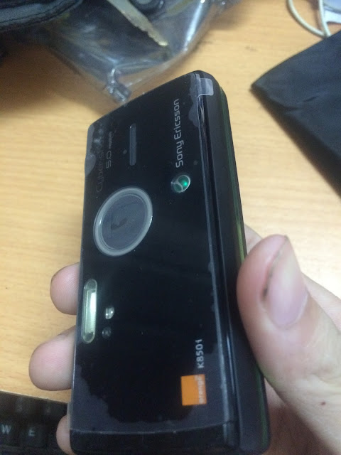 Điện thoại Sony Ericsson K850i_2