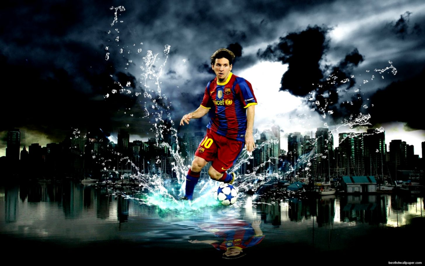 Lionel Messi Football Player Hd Wallpapers Pictures Eazy
