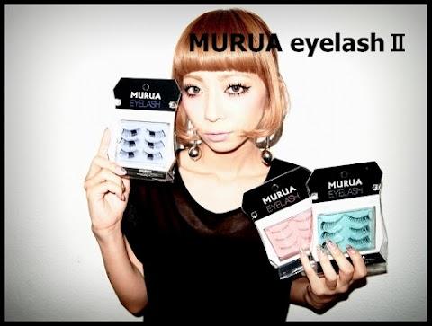 ♡ MURUA Eyelash Collection ♡