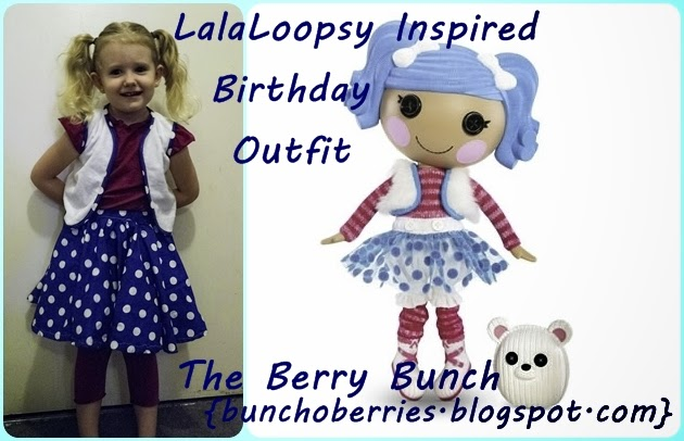 Lalaloopsy Mittens Fluff and Stuff Inspiration