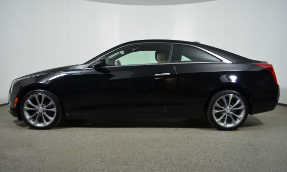 2015 Cadillac ATS Coupe 3.6 Review