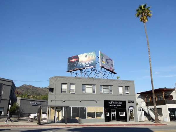 Colony season 2 billboard