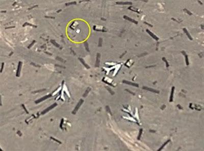 Θεωρίες συνωμοσίας: Χρήστες του Διαδικτύου ανακάλυψαν «μυστική στρατιωτική βάση» σε έρημο στην Κίνα