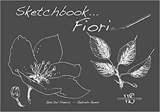 Fiori. Sketchbook Di Gaia Del Francia PDF