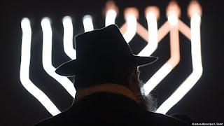 Избиение еврея в Германии