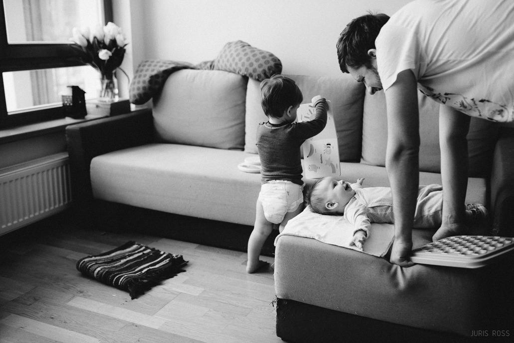 kā nomierināt bērnus