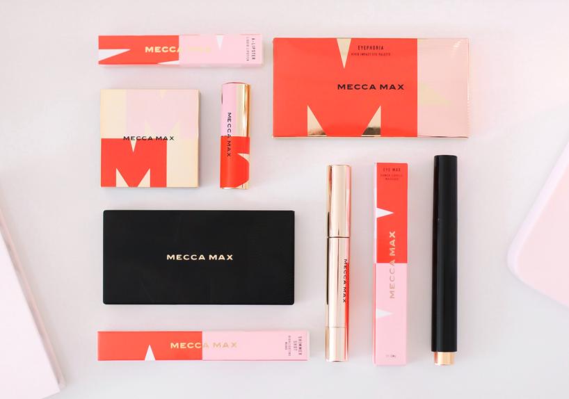 Mecca Max Mecca Maxima Makeup Range