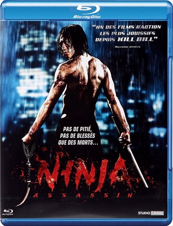 Ninja Assassin 2009 Dual Audio Hindi 480p BluRay 300mb