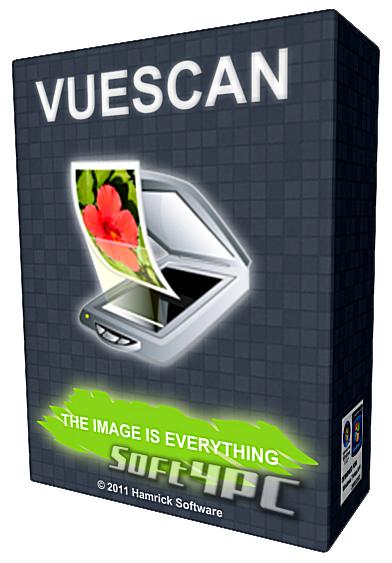 VueScan Pro 9.5.08 (x86/x64) + Crack