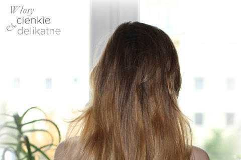 Pod lupą: cienkie, porowate i delikatne włosy Kasi - czytaj dalej »