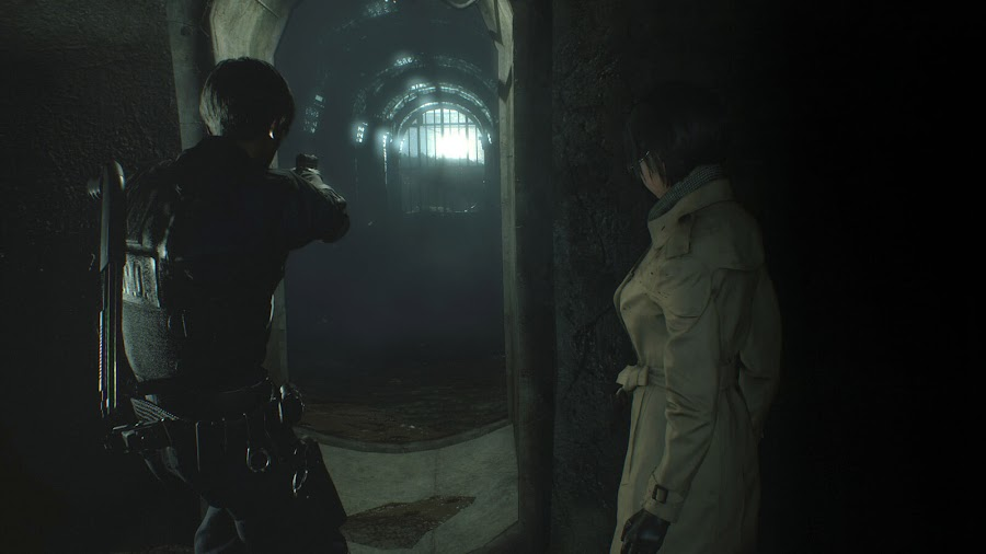 resident evil 2 remake leon kennedy screens 2