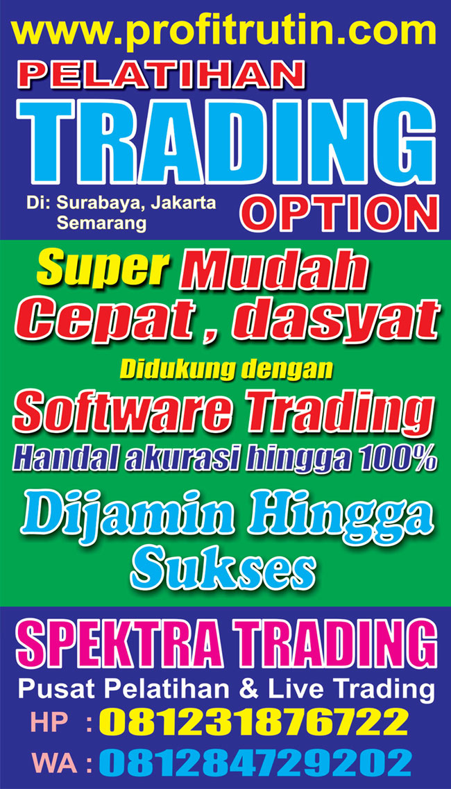 Belajar trading option di surabaya