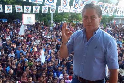 Mario Estrada, otro pillo presidencial guatemalteco que se derrumba